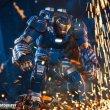 画像1: Comicave アイアンマン マーク38 1/12 スケール 合金 LED付きホットトイズ  (1)