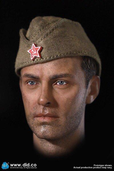 画像1: DID 80139AWW2 ソ連軍 狙撃兵 ヴァシリ・ザイツェフ 1/6スケールアクションフィギュア (1)