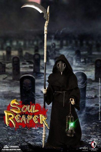 画像1: 予約 COOMODEL NS005 SOUL REAPER 1/6 アクションフィギュア (1)