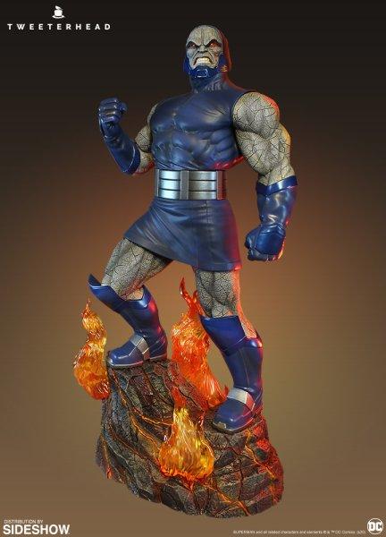 画像1: Tweeterhead  Darkseid スタチュー フィギュア (1)