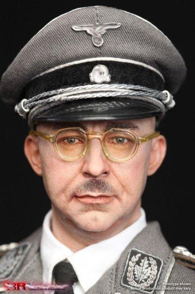 画像1: 予約 3R DID GM646 W2ドイツ軍  親衛隊全国指導者 ハインリヒ・ヒムラー 1/6スケールアクションフィギュア (1)