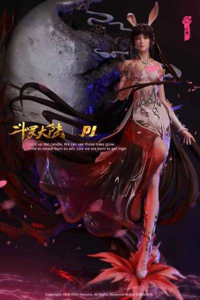 画像1: 予約 PIJI Studio 1/4 斗羅大陸 小舞 スタチュー (1)